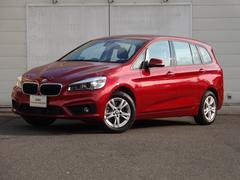 BMW218iグランツアラー ACC ヘッドアップディスプレイ