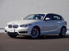 BMW118d スタイル 元試乗車 禁煙車 バックカメラ PDC