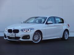 BMW118i Mスポーツ LCI ACC 元試乗車
