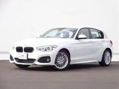 BMW118d Mスポーツ 元試乗車 シートヒーター