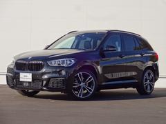 BMW X1xDrive 18d Mスポーツ レザーシート 社外地デジ