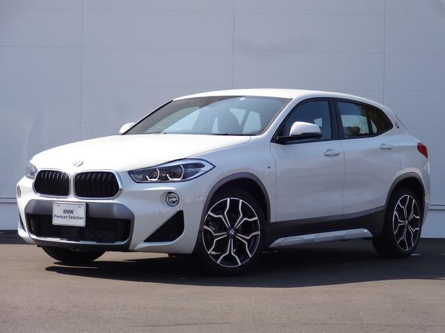 BMW sDrive 18i MスポーツX HDDナビ ACC