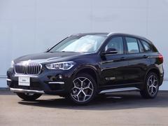 BMW X1xDrive 20i xライン ACC