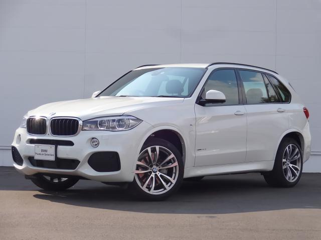 BMW xDrive 35d Mスポーツ ACC レザー 20インチ