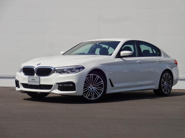 BMW 523d Mスポーツ登録済未使用車 ACC Bカメラ