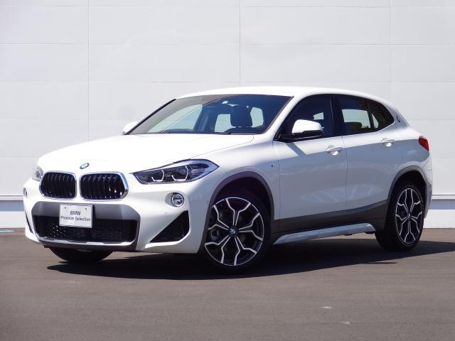BMW sDrive 18i MスポーツXACCレザー登録済未使用車