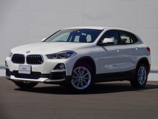 BMW xDrive 20i登録済未使用車シートHコンフォートA