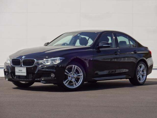 BMW 320d Mスポーツ登録済未使用車ACCHDDナビレザー