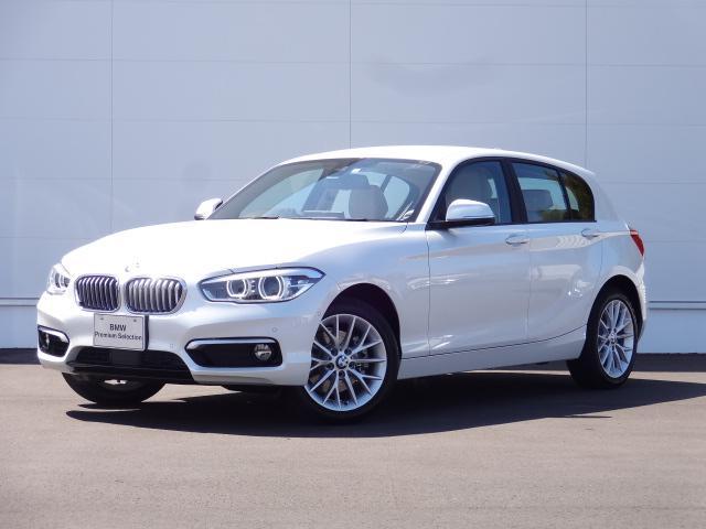 BMW 118i ファッショニスタ登録済未使用車レザーシートヒーター