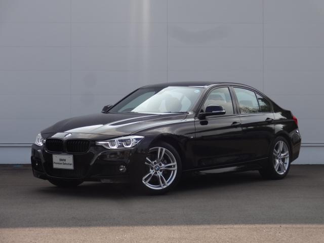 BMW 318i Mスポーツコンフォートアクセスクルーズコントロール