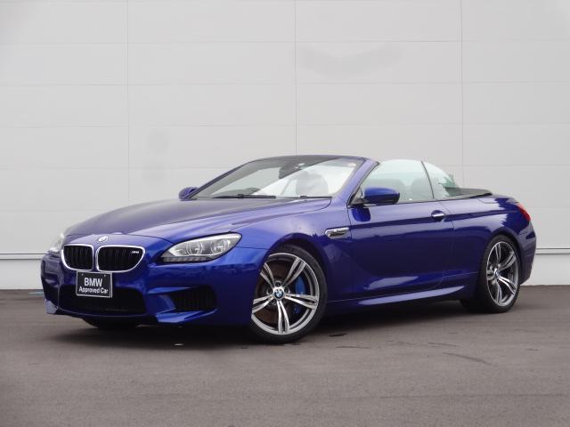 M6(BMW) カブリオレ 中古車画像