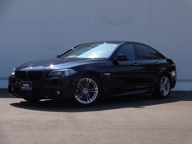 BMW 523i Mスポーツ HDDナビ ACC Bカメラ