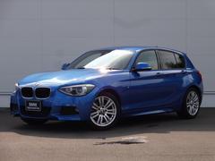 BMW116i Mスポーツ HDDナビ ETC PDC Bカメラ