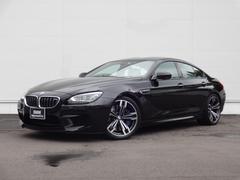 BMW M6グランクーペ ワンオーナー レザーシート LEDライト