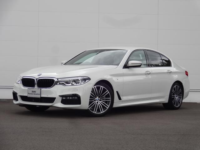 BMW 523dMスポーツ ACC HDD ヘッドアップディスプレイ