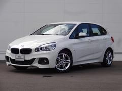 BMW218iアクティブツアラーMスポーツヘッドアップディスプレイ