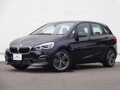 BMW218dアクティブツアラー スポーツ HDDナビ ACC