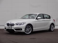 BMW118d ファッショニスタ レザー  ACC コンフォートA