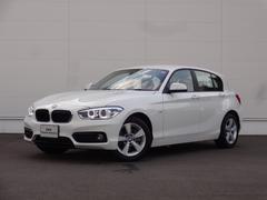 BMW118d スポーツ コンフォートアクセス シートヒーター