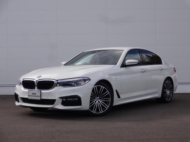 BMW 523d Mスポーツ 純正HDDナビ ACC 地デジ