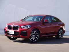 BMW X4xDrive 28i Mスポーツ  サンルーフ レザーシート