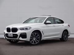 BMW X4xDrive 30i Mスポーツ サンルーフ レザー
