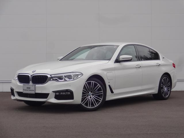 BMW 530e Mスポーツアイパフォーマンス  HDDナビ レザー