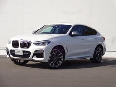 BMW X4M40i サンルーフ レザーシート 純正21インチ