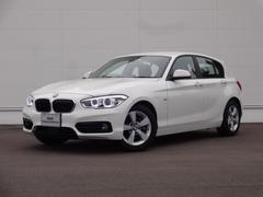 BMW118i スポーツ ACC シートヒーター コンフォートA