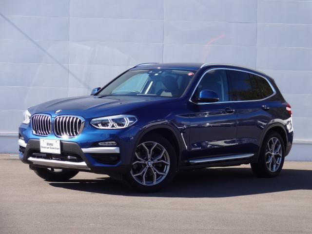 BMW X3 xDrive 20d Xライン 本革シート ACC 地デジ