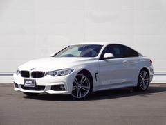 BMW420iクーペ Mスポーツ ACC キセノン バックカメラ