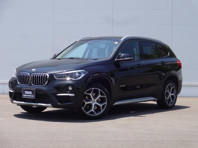 BMW X1 sDrive 18i xライン HDDナビ バックカメラ