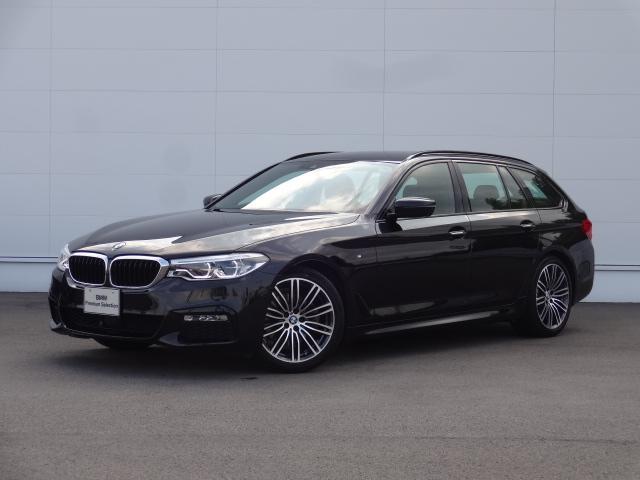 BMW 523iツーリング Mスポーツ ACC HDDナビ Bカメラ