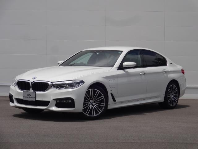 BMW 530e Mスポーツアイパフォーマンス ACC HUD