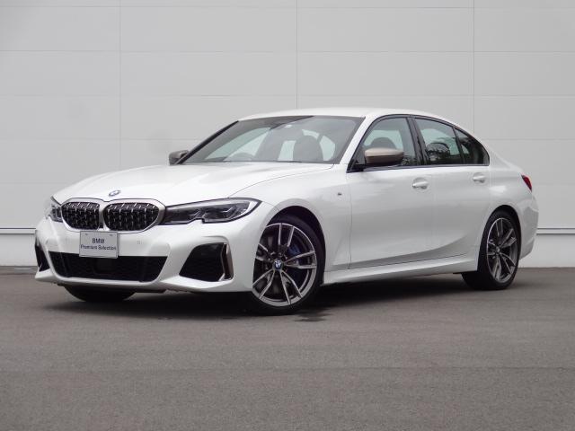 BMW 3シリーズ M340i xDrive  レザー TVチューナー ACC