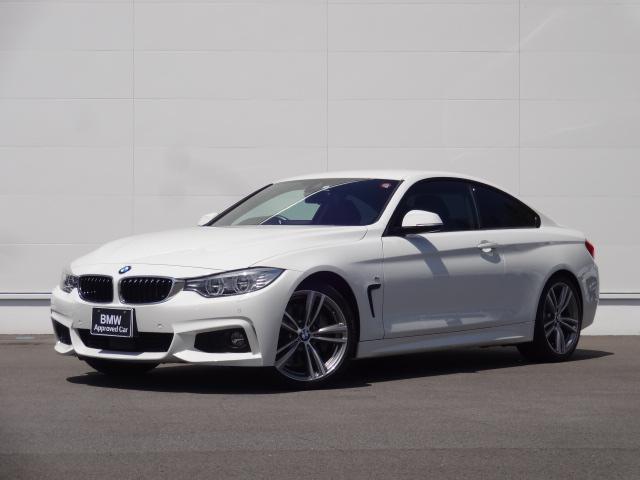 BMW 4シリーズ 435iクーペ Mスポーツ HDDナビ レザー HUD