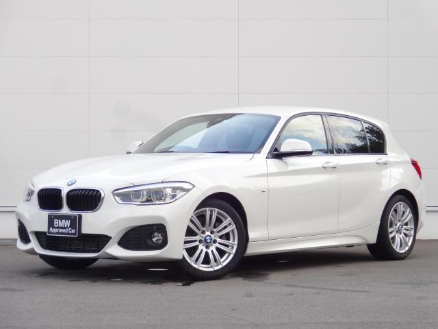 BMW 1シリーズ 118i Mスポーツ HDDナビ バックカメラ リアPDC
