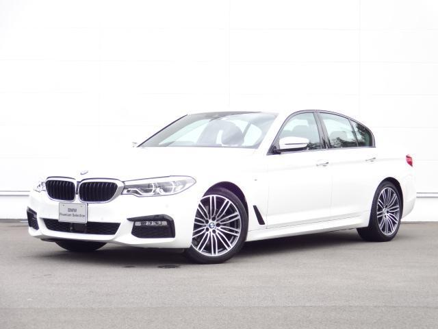 BMW 5シリーズ 523i Mスポーツ ACC ヘッドアップディスプレイ