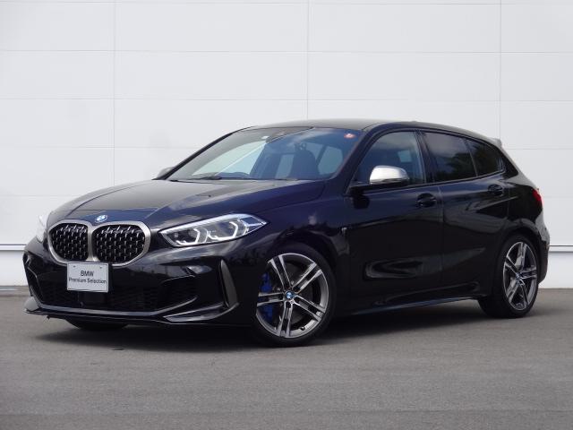 BMW 1シリーズ M135i xDrive ヘッドアップディスプレイ アダプティブサスペンション Mスポーツシート