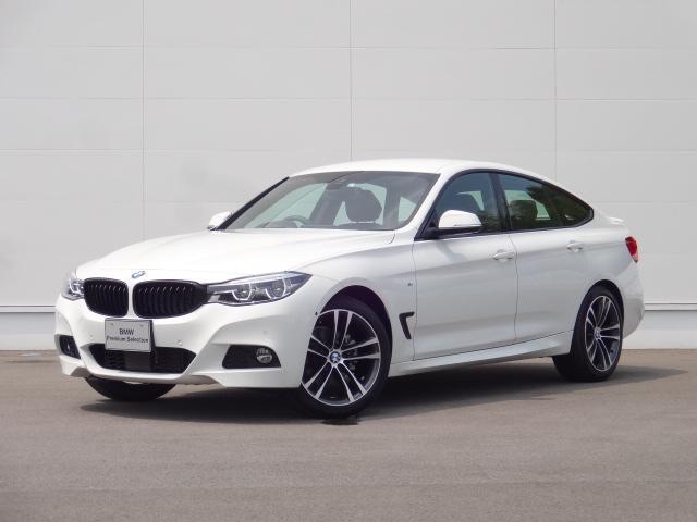 BMW 3シリーズ 320d xDrive グランツーリスモ Mスポーツ ACC レザーシート 純正HDDナビ