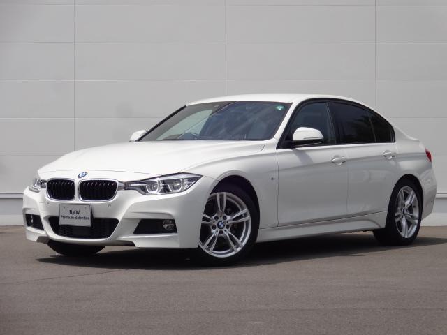 BMW 3シリーズ 320d Mスポーツ 純正HDDナビ ウッドパネル シートヒーター ACC Bカメラ