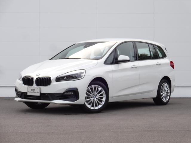 BMW 2シリーズ 218iグランツアラー HDDナビ ACC HUD Bカメラ オートマチックテールゲート コンフォートアクセス