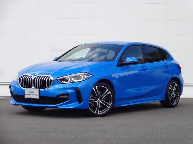 BMW 118i Mスポーツ ACC 電動シート 後退アシスト Bカメラ