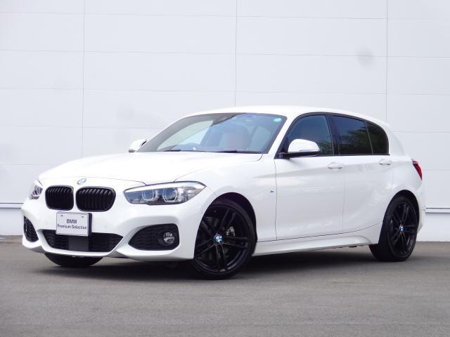 BMW 118i Mスポーツ エディションシャドー ACC レザーシート 純正HDDナビ