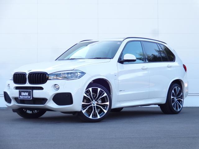 BMW X5 xDrive 35d Mスポーツ ACC レザーシート オプション21インチ