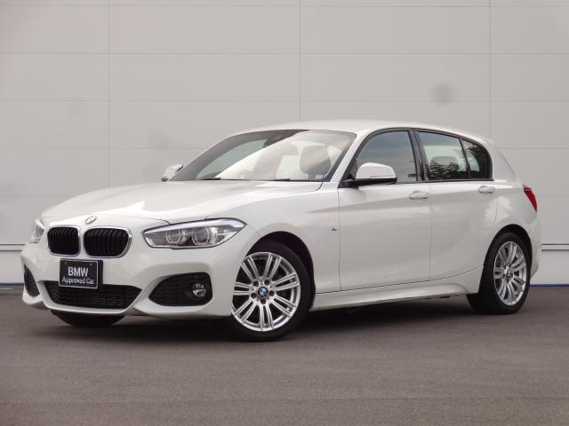 BMW 118d Mスポーツ 純正HDDナビ コンフォートアクセス