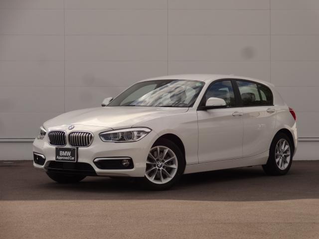 BMW 118d スタイル 純正HDDナビ ACC リアPDC Bカメラ