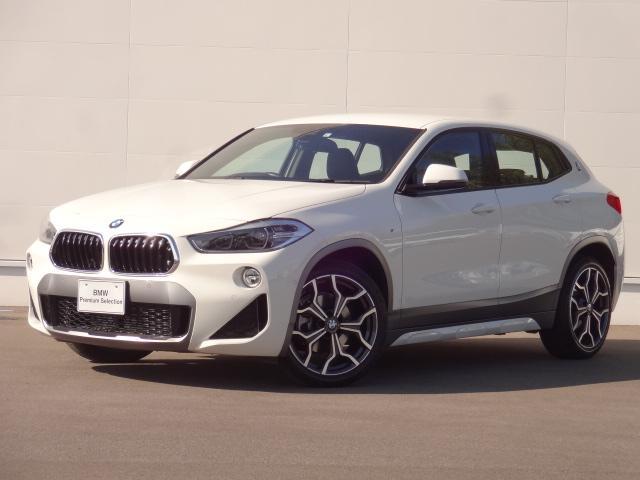 BMW sDrive 18i MスポーツX ハイラインパック ACC HUD レザーシート バックカメラ