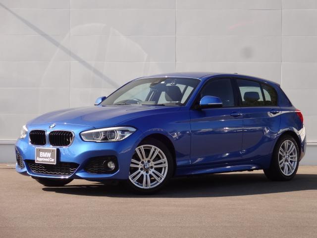 BMW 1シリーズ 118d Mスポーツ 純正HDDナビ バックカメラ リアPDC