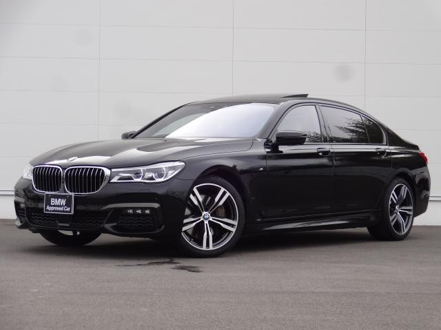 BMW 7シリーズ 750Li Mスポーツ リアコンフォートパッケージ 純正20インチ
